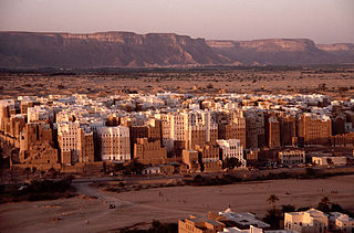Environmental issues in Yemen
