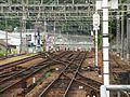 Shintetsu Suzurandai Station platform - panoramio (5).jpg