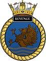 Ships crest of HMS Revenge (S27).jpg