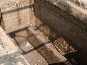 Shoshenq III - Image: Shoshenq III tomb