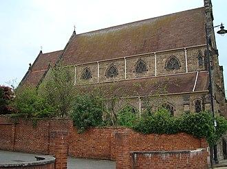 Shrewsbury Cathedral - Image: Shrewsbury Cathedral