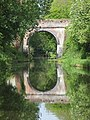 Shropshire Union Canal Bridge No 22 near Marston, Staffordshire - geograph.org.uk - 1382847.jpg