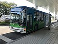 Shuttle Bus of Fukuoka Airport 2.jpg