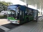 Shuttle Bus of Fukuoka Airport 2.jpg