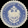 Siegelmarke Kommando S.M.S. Iltis W0320332.jpg