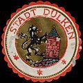 Siegelmarke Stadt Dülken W0227332.jpg