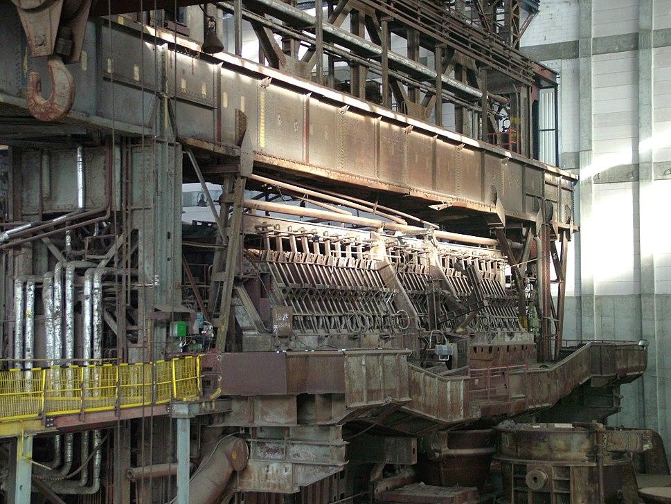 Siemens Martin Ofen Brandenburg