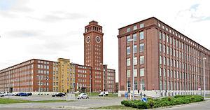 Siemensstadt - Image: Siemensturm 04