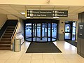 Sign to parking and rental cars Portland International Jetport PWM AutoRentals.jpg