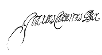 Signature of John II Casimir of Poland.PNG
