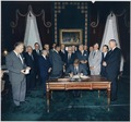 Signing of the Nuclear Test Ban Treaty - NARA - 194230.tif