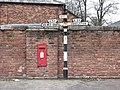 Signpost, Brereton Heath - geograph.org.uk - 1700089.jpg