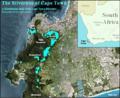 Silvertree Distribution Map - Leucadendron argenteum - Cape Town.png