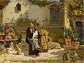 Simon Durand - Im Klosterhof.jpg