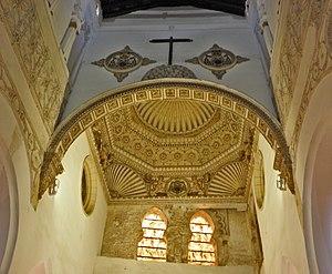 Santa María la Blanca - Image: Sinagoga Santa María la Blanca, Toledo (6158249052)