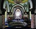 Singapore Abdul-Gaffoor-Moschee Innen 2.jpg