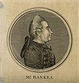 Sir Joseph Banks. Line engraving. Wellcome V0000331.jpg