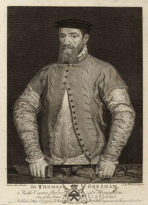 Thomas Gresham - Image: Sir Thomas Gresham 02189
