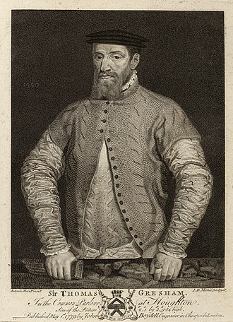 Thomas Gresham - Image: Sir Thomas Gresham 02189
