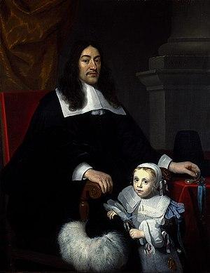 Abraham Lambertsz van den Tempel - Image: Sir William Davidson of Curriehill Abraham Lambertsz van den Tempel