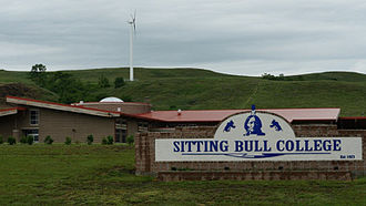 Sitting Bull College - Image: Sitting Bull College (14235780450)