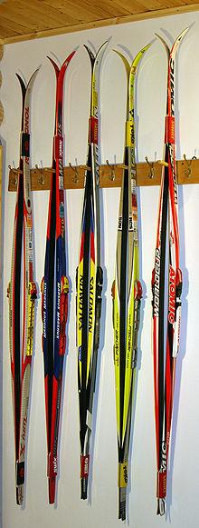 Лыжи Википедия Беговые лыжи править править код