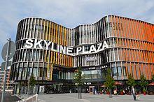 skyline plaza frankfurt wikipedia. Black Bedroom Furniture Sets. Home Design Ideas