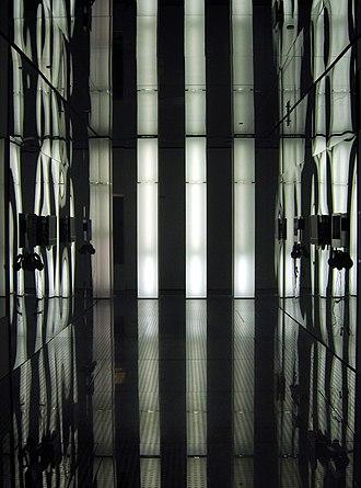 Roger Duffy - Skyscraper Museum interior