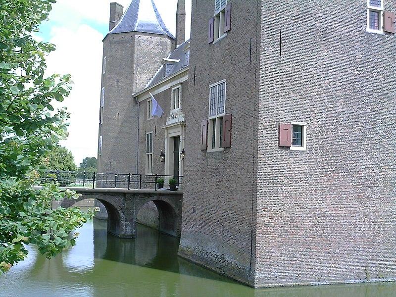 Slot oud haerlem