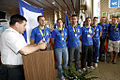 Slovenia team after 2011 Military World Games (6).jpg
