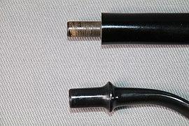 Smoking pipe tenon shapes