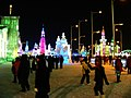 Snow and Ice World festival in Harbin, China (3238514730).jpg