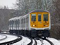 Snow falls on 319001 Sevenoaks to St Albans City 2E71 (16448178082).jpg