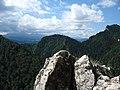 Sokolica - Widok na Trzy Korony i Tatry - panoramio.jpg