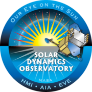 Solar Dynamics Observatory insignia.png