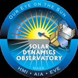 Madhulika Guhathakurta - Image: Solar Dynamics Observatory insignia