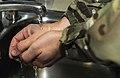 Soldier Washing His hands MOD 45154857.jpg