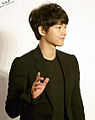 Song Joong-ki at the The Innocent Man production presentation06.jpg
