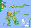 Soputan, Sulawesi, Locator Topography.png