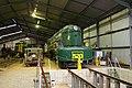 South Australian Railways 520 class loco at the SteamRanger Museum.jpg