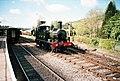 South Devon Railway, Buckfastleigh - geograph.org.uk - 364682.jpg