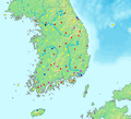 South Korea Meteorological Administration Map.PNG