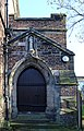 Southwest door, St Clare's, Liverpool.jpg