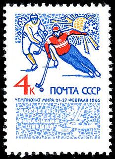 1965 Bandy World Championship 1965 edition of the Bandy World Championship