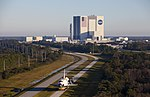 Space Shuttle Atlantis Rolls Slowly to Its New Home 09.jpg