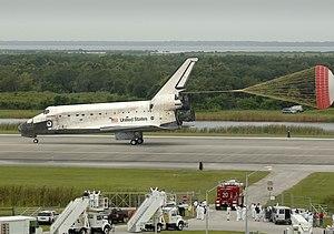 English: Space Shuttle Columbia