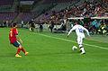 Spain - Chile - 10-09-2013 - Geneva - Pedro Rodriguez and Gonzalo Jara.jpg