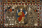 Spanish - Altar Frontal with Christ in Majesty and the Life of Saint Martin - Walters 371188.jpg