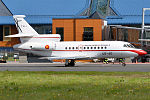 Spanish Air Force, T.18-1, Dassault Falcon 900 (18394755611).jpg