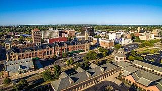 Springfield, Ohio City in Ohio, United States